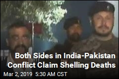 Both Sides in India-Pakistan Conflict Claim Shelling Deaths