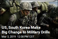 Big US/South Korea Military Drills Are Over
