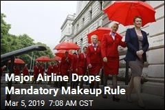 Virgin Atlantic Attendants No Longer Have to Wear Makeup