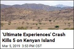 Helicopter Crash Kills American Living His Dream in Kenya