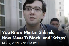 Report: Shkreli Running Firm From Prison on Illegal Phone