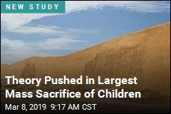 Theory Pushed in Largest Mass Sacrifice of Children