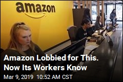 Amazon Lobbied for This. Now Its Workers Know