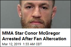 Cops: Conor McGregor Stole, Smashed Fan's Phone