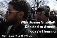 Why Jussie Smollett Decided to Attend Today's Hearing