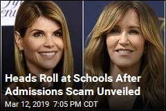 Heads Roll at Schools After Admissions Scam Unveiled