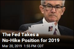 'Patient' Indeed: The Fed Expects No 2019 Rate Hikes