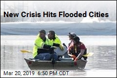 New Crisis Hits Flooded Cities