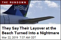 JetBlue Flight Attendant: Pilot Raped Me as Part of 'Fantasy'