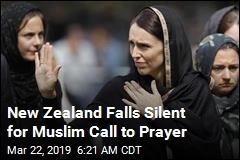New Zealand Falls Silent for Muslim Call to Prayer