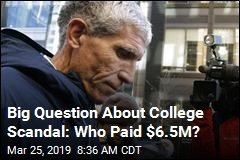Still Unknown: Who Paid $6.5M in College Scandal?