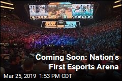 Coming Soon: Nation's First Esports Arena
