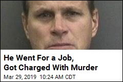 He Went For a Job, Got Charged With Murder