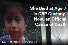 Cause of Death of Migrant Girl in CBP Custody: Sepsis
