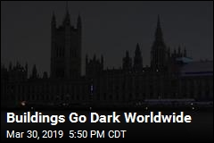 Buildings Go Dark Worldwide