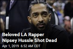 LA Rapper Nipsey Hussle Shot Dead Outside His Store