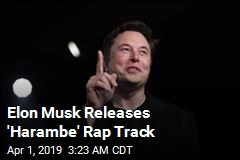 Elon Musk Is Now a Rapper, Too