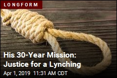 His 30-Year Mission: Justice for a Lynching