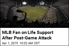 MLB Fan on Life Support After Post-Game Attack