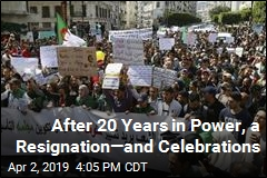 20 Years in Power. Weeks of Mass Protests. Now, a Celebration