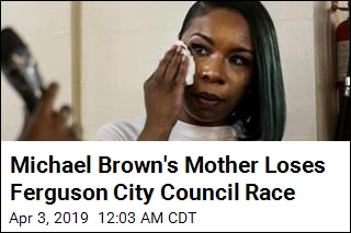 Michael Brown's Mother Loses Ferguson City Council Race