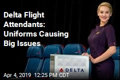 Flight Attendants From 2nd Airline Blame Rashes on Uniforms