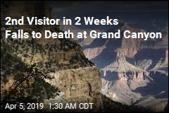 3rd Tourist in 8 Days Dies at Grand Canyon