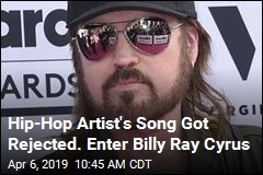 Billy Ray Cyrus Tries to Give Rapper Country Cred