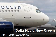 US Has a New Airline Top Dog