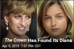 The Crown Names Its Diana