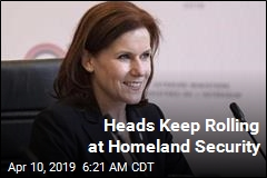 Another Top DHS Official Is Leaving