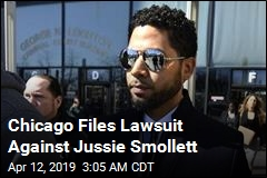 Chicago Files Lawsuit Against Jussie Smollett