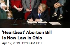Ohio Now Has One of the Toughest US Abortion Laws