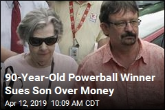 $278M Powerball Winner Sues Son Over Handling of Money