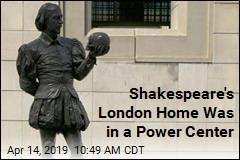 Historian Pinpoints Where Shakespeare Lived in London