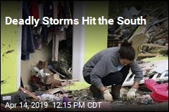 Deadly Storms Hit the South
