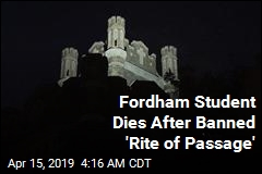 Student Dies in Fall at University's Iconic Tower
