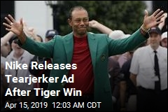 Nike Had Ad Ready to Roll After Tiger Woods Win