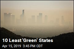Best and Worst 'Green' States