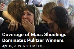 Pulitzers Honor Coverage of 3 Mass Shootings