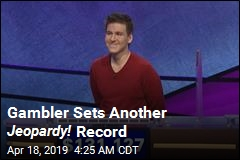 Gambler Sets Another Jeopardy! Record