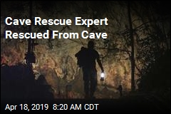 Diver Rescued From Cave Was Part of Famed Rescue