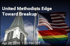 Methodists Are Heading for a Break-Up