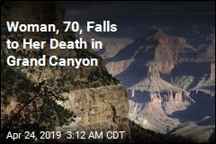 Woman, 70, Falls to Her Death in Grand Canyon