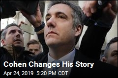 Cohen Denies Guilty Pleas