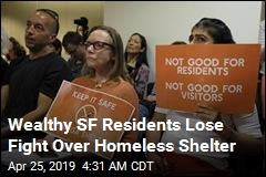 After Bitter Fight, SF Approves Homeless Shelter