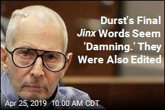 'Problematic' Editing Altered Durst's Jinx 'Confession'