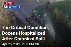 37 Hospitalized After Toxic Chemical Spill