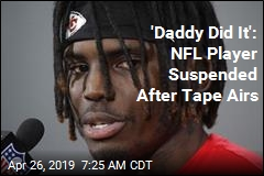 TV Station: NFL Player Caught on Tape Talking Child Abuse