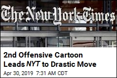 NYT Makes Drastic Change After New Cartoon Complaints